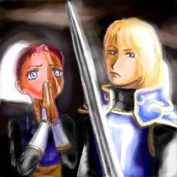 カリンの剣