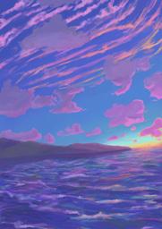 空と海05