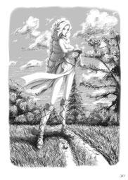 草原の騎士